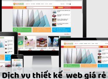 Công Ty Thiết Kế Web Giá Rẻ – Uy Tín Nhất Tại TP.HCM