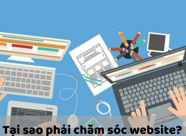 Web Chuẩn – Dịch Vụ Chăm Sóc Website Chuyên Nghiệp