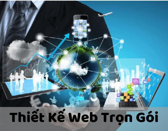Thiết Kế Website Trọn Gói Giá Rẻ Tại Web Chuẩn