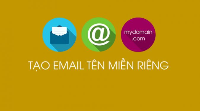 email tên miền