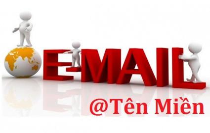 tên miền email