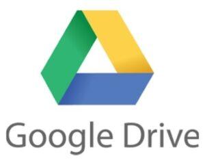 cách tạo google drive