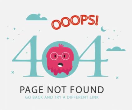 cách xóa link lỗi 404